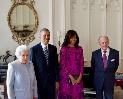 Los cinco ex presidentes estadounidenses vivos han rendido homenaje al príncipe Felipe
