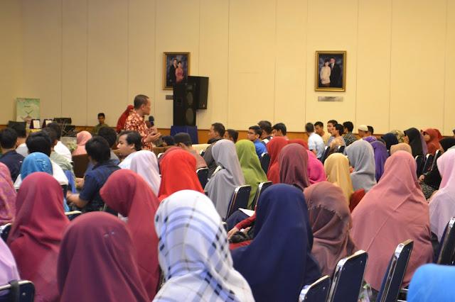 Gelar Seminar Pra Nikah, RKI Kota Medan Bekali Kawula Muda Menuju Pernikahan