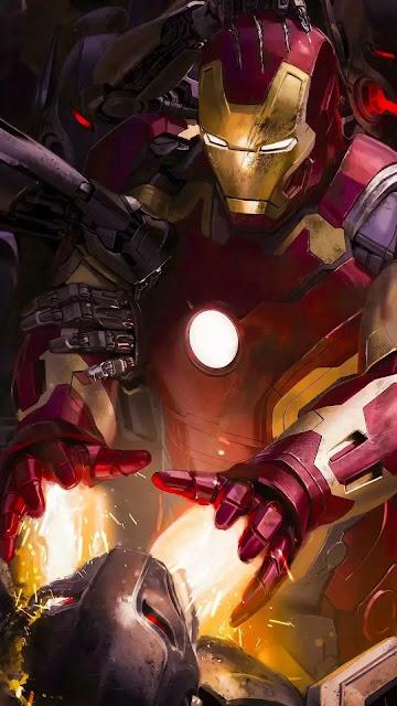 iron man full hd wallpaper