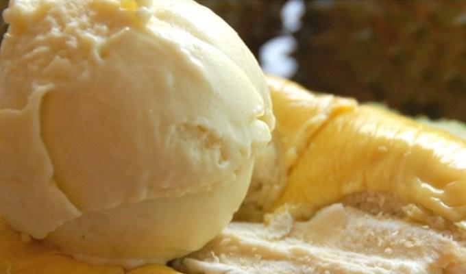 Serba Serbi Es Krim Durian, Es Krim Lembut Yang Bakal Jadi Menu Favoritmu