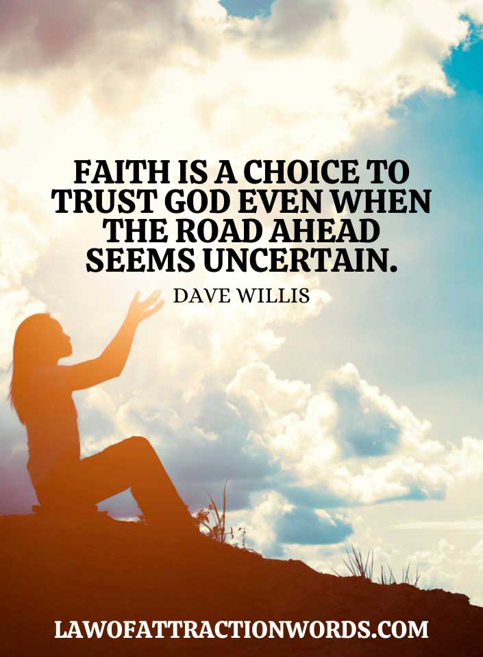 Inspirational Quotes About Faith In God In Hard Times