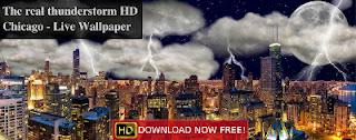 Thunderstorm Chicago