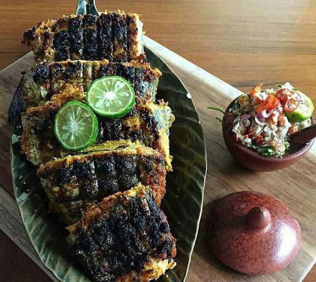 resep sambah matah , resep bali , resep ikan , resep buka puasa, resep indonesia