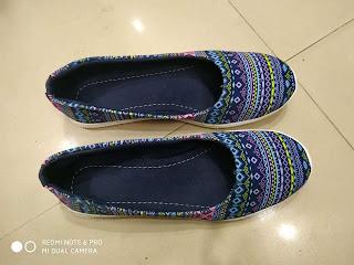 types of footwear