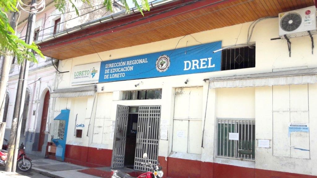 Dirección Regional de Educación Loreto