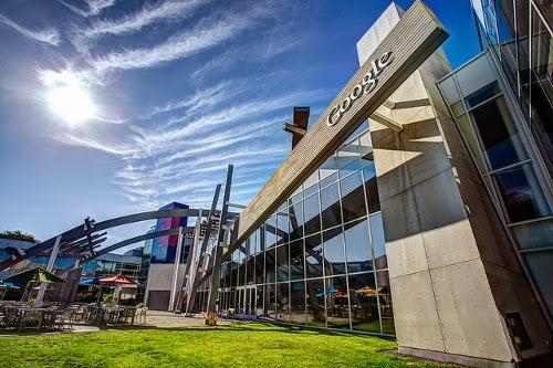 Googleplex: Das Google-Hauptquartier in Kalifornien.