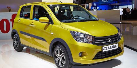 Mobil Kecil Suzuki Celerio Dibawa ke Indonesia, Tak Ada Rencana Ganti Mesin