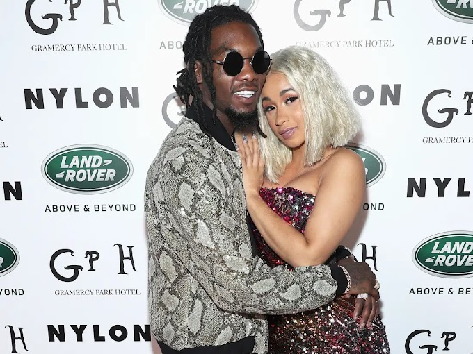 """""""It's Really Hard Not To Talk To Your Best Friend"""" – Cardi B Confirms She And Offset Are Back Together"""
