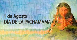 Hoy Día de la Pachamama