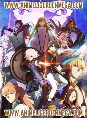 anime ligero Fate/Grand Order Zettai Majuu Sensen Babylonia