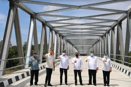 Mimpi Jembatan Baru Terwujud, Warga Blora Berhenti Naik Perahu Seberangi Bengawan Solo