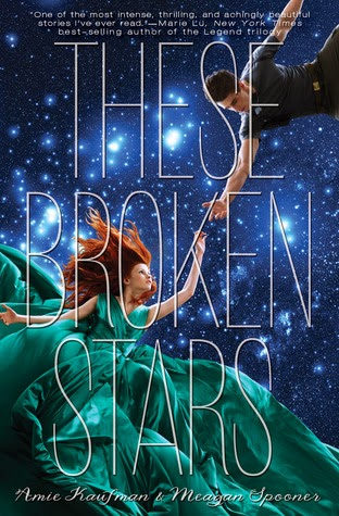 These Broken Stars book review