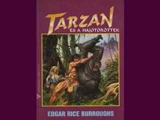 Tarzan és a hajótöröttek könyv, Tarzan történetek