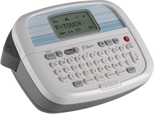Review Brother PT-90 P-touch Personal Labeler