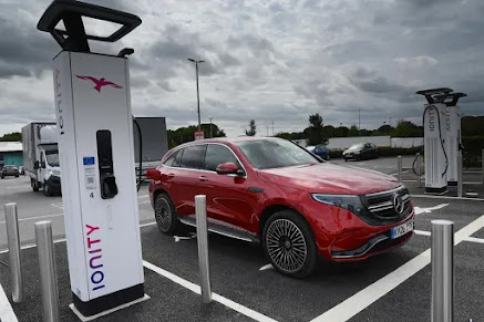 car review: Mercedes-Benz EQC 2021 long-term review