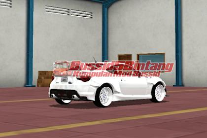 Mod Bussid Mobil Toyota GT86 Rocket
