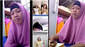 Astagfirullah, Sambil Makan Babi, Wanita Ini Bilang Bahwa Semua TKW di 3 Negara Ini Pasti Makan Babi