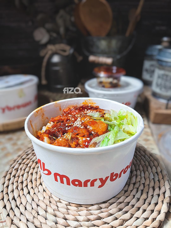 Gojuchang Rice Bowl Marrybrown