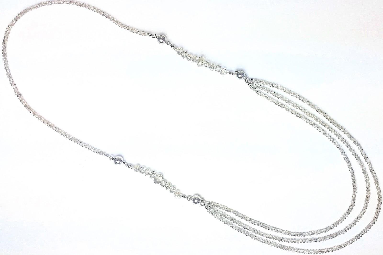 10 Way Necklace Swarovski Crystal Jewellery Candyfairy Blog