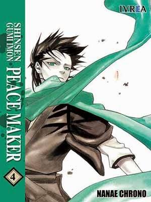 Peace Maker: Shinsengumi Imon 29/29 [Manga][MEGA]