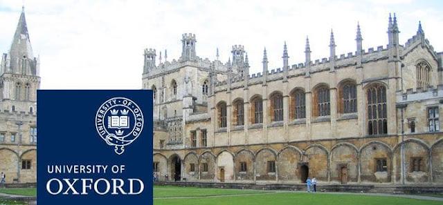 منحة ممولة بالكامل لدراسة البكالوريوس في جامعة أكسفورد 2021