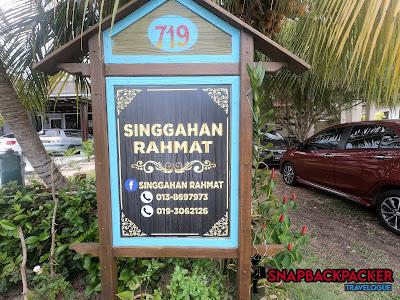 719 Singgahan Rahmat Homestay