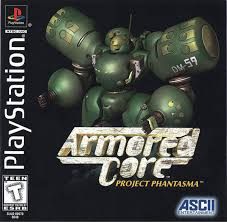 Armored Core - Project Phantasma - PS1 - ISOs Download