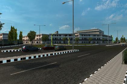 Update v2 Map Trans Jawa ETS2.