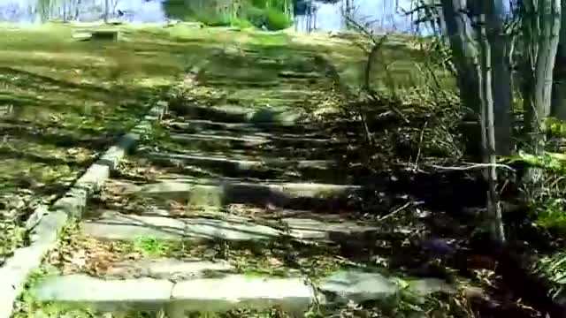 100 Steps Cemetery, scary urban legend, most scary urban legend, scary American urban legend
