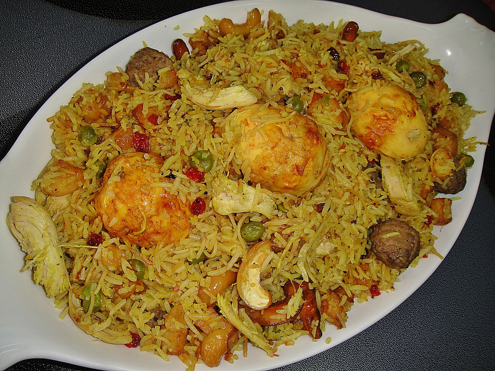 Traditional Home Plans Maryam S Culinary Wonders 376 Iraqi Biryani Rice