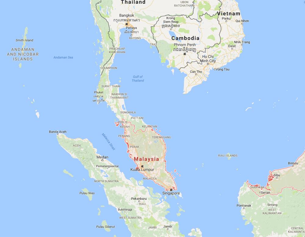Malaysia Tours & Daytrips