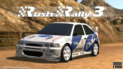 Rush Rally 3 Mod Apk (Unlimited Credits) Download