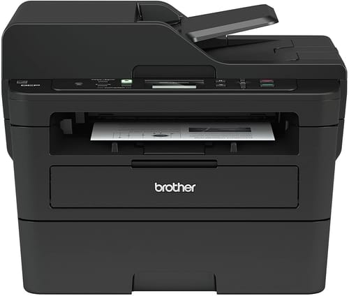 Review Brother Compact Multifunction Printer and Copier