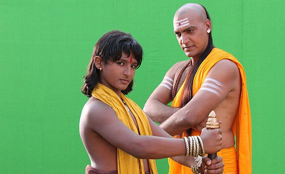 chandragupta and chanakya relationship
