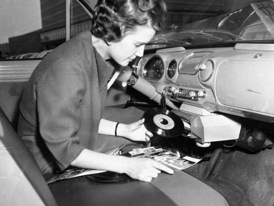 Music And Culture The Turntable In Car Sound System