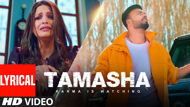 Tamasha Song Lyrics - Marshall Sehgal | Himanshi Khurana | Rony Singh | Latest Punjabi Song Lyrics Planet