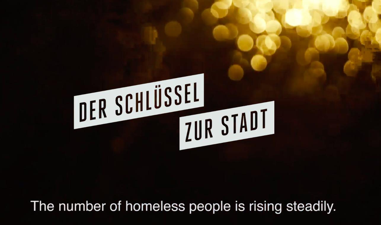 DER SCHLÜSSEL ZUR STADT | Eine Aktion für Obdachlose gegen den Kältetot von Rocco an his brothers & Dies Irae