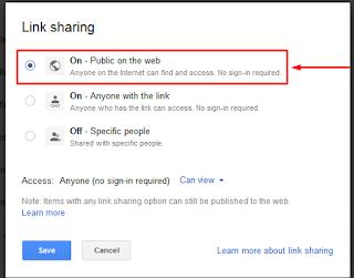 Cara Terbaru Upload File JavaScript di Google Drive