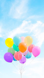 best colorful balloons in sky