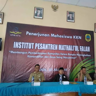 KKN IPMAFA 2018 di Kecamatan Jaken Pati