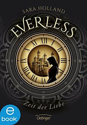 Neuerscheinungen im Februar 2018 #2 - Everless. Zeit der Liebe von Sara Holland