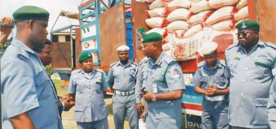 Rice Smuggling: Government Shuts Land Border