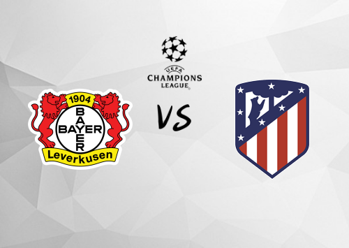 Bayer Leverkusen vs Atlético Madrid  Resumen