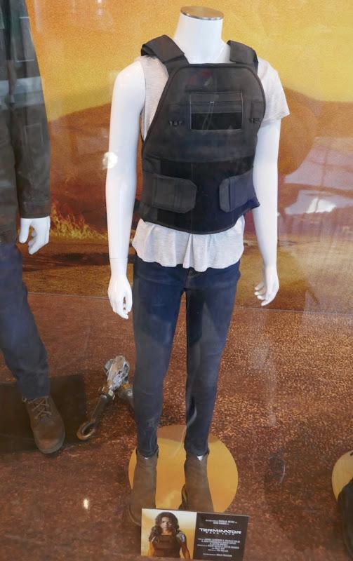 Natalia Reyes Terminator Dark Fate Dani Ramos costume