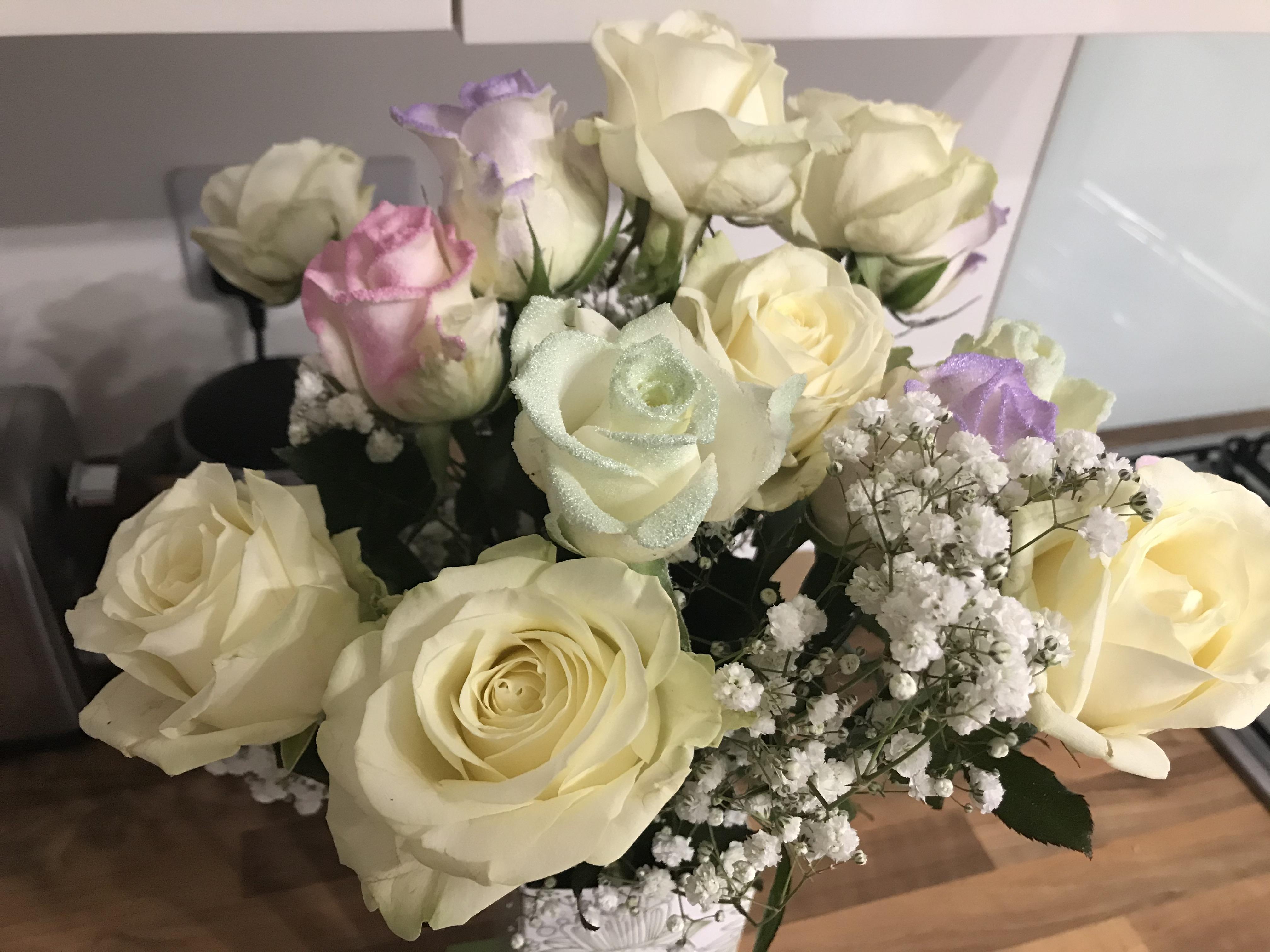 123 Flowers Unicorn Roses