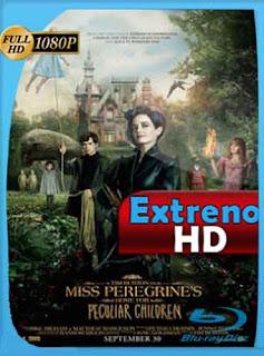El hogar de Miss Peregrine para niños peculiares 2016  HD [1080p] Latino [GoogleDrive] DizonHD