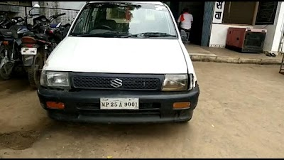 कार से कर रहा था शराब तस्करी ,पुलिस को देख कार छोड़कर भागा आरोपी | Karera News