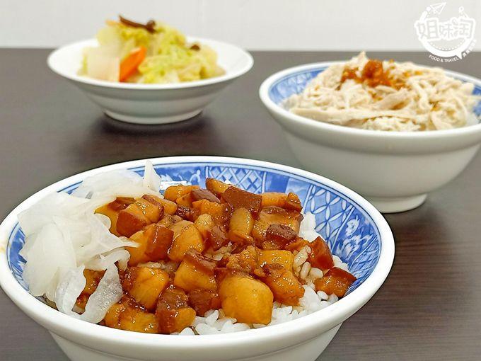 「松」下一口金黃豚;「江」浪淘盡得我心-松江燉湯肉燥飯
