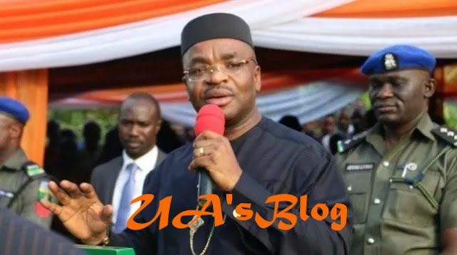 Akwa Ibom APC Governorship Aspirant Slums At Home; Governor Emmanuel Wins
