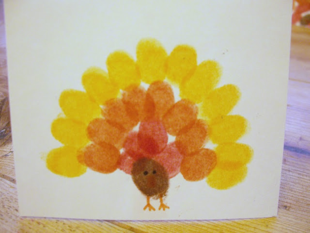 easy kids turkey crafts